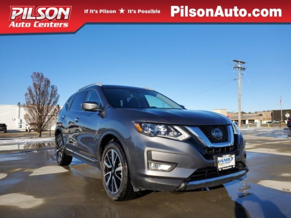 2019 Nissan Rogue in Mattoon, IL