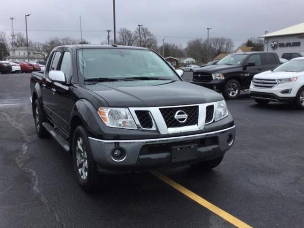 2019 Nissan Frontier in Mattoon, IL