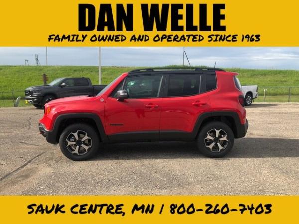 2019 Jeep Renegade in Sauk Centre, MN