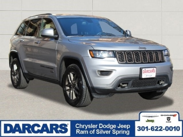 2016 Jeep Grand Cherokee in Silver Spring, MD