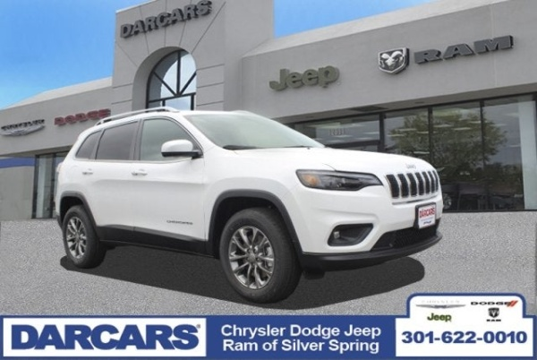2020 Jeep Cherokee in Silver Spring, MD