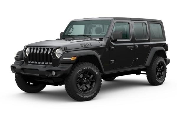 2020 Jeep Wrangler in Silver Spring, MD