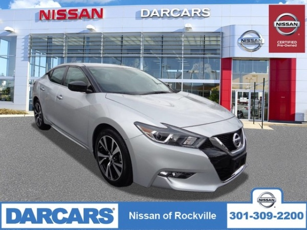 2018 Nissan Maxima in Rockville, MD