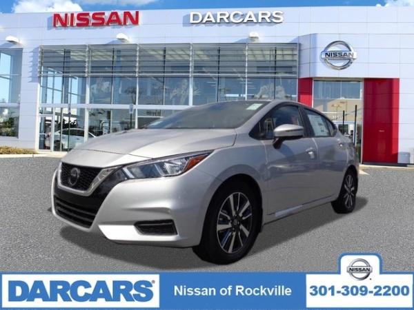 2020 Nissan Versa in Rockville, MD