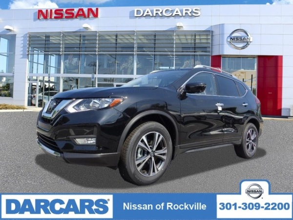 2020 Nissan Rogue in Rockville, MD