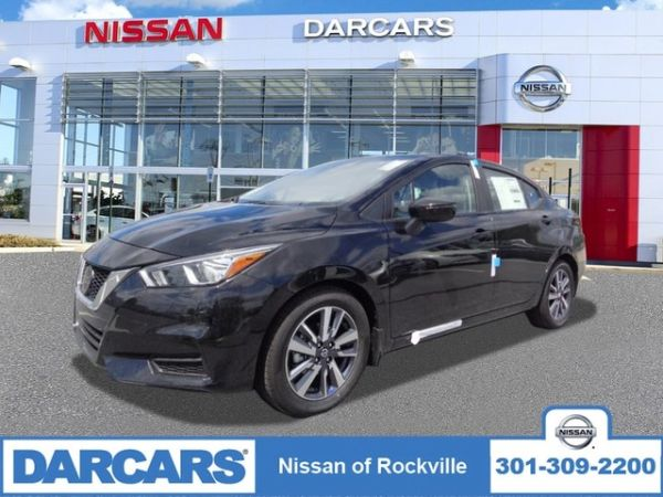 2020 Nissan Versa in Rockville, MD