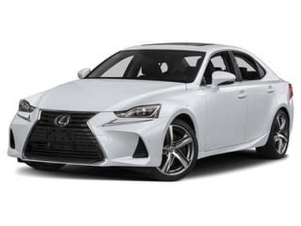 2019 Lexus IS IS 350
