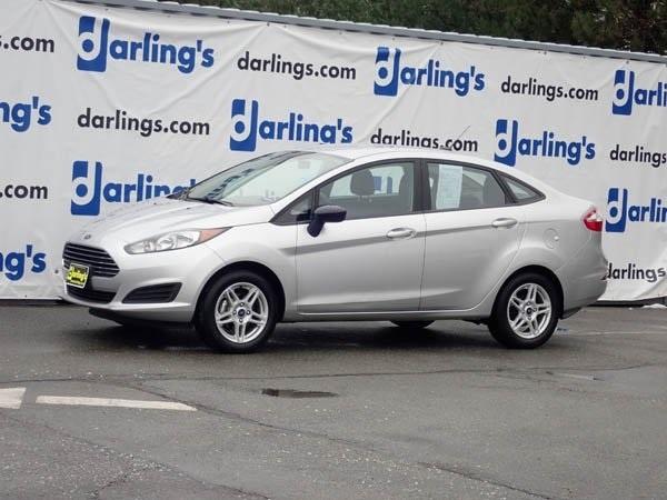 2017 Ford Fiesta in Bangor, ME