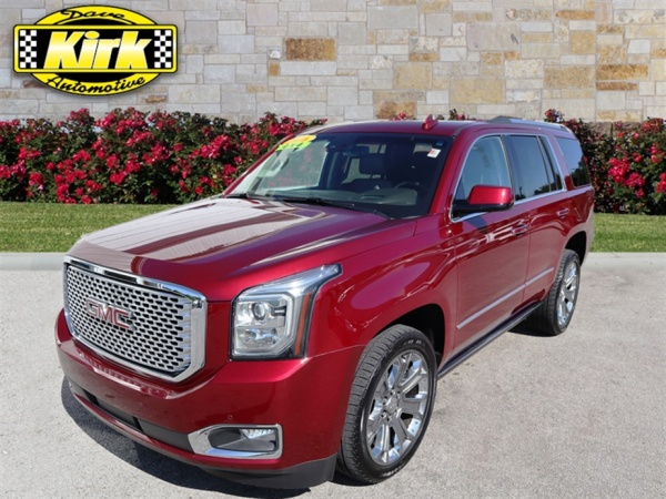 2016 GMC Yukon in Crossville, TN