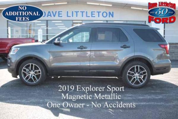 2019 Ford Explorer in Smithville, MO