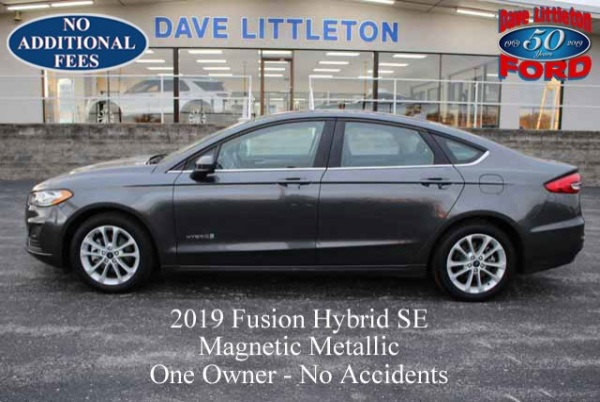 2019 Ford Fusion in Smithville, MO