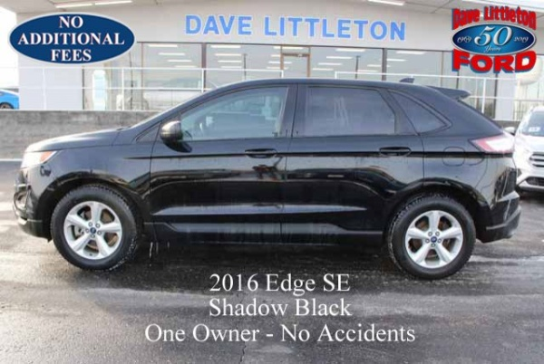 2016 Ford Edge in Smithville, MO