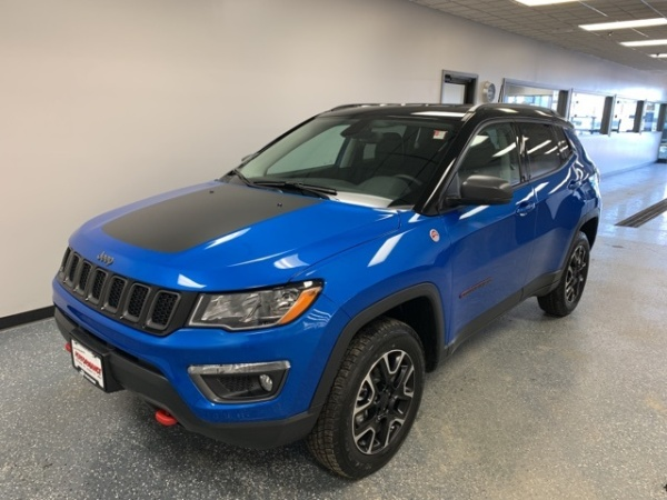 2020 Jeep Compass in Albert Lea, MN