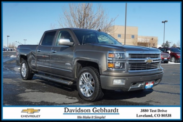 2015 Chevrolet Silverado 1500 in Loveland, CO