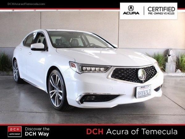 2019 Acura TLX in Temecula, CA