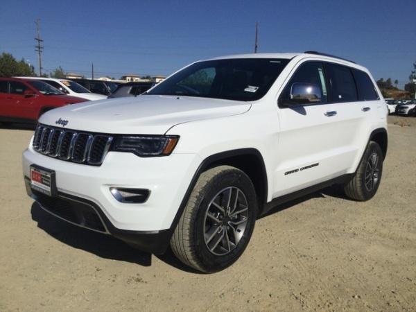 2020 Jeep Grand Cherokee in Temecula, CA