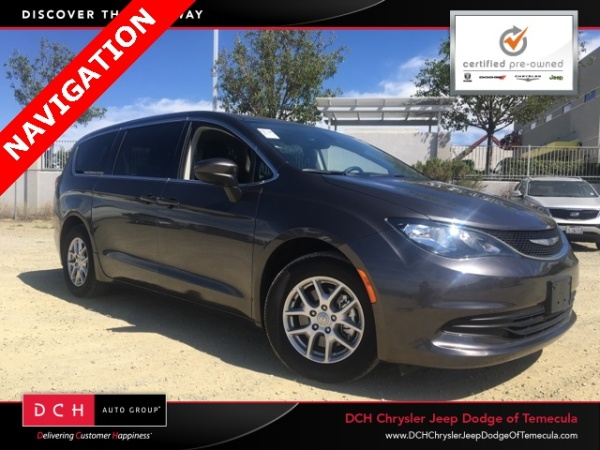 Used Chrysler Pacifica For Sale In San Diego Ca U S