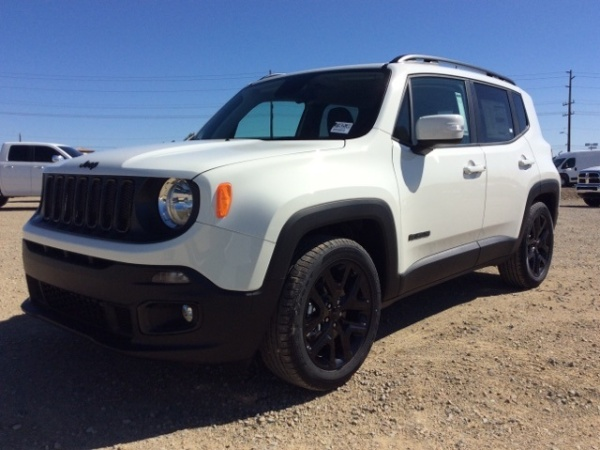 2018 Jeep Renegade Altitude