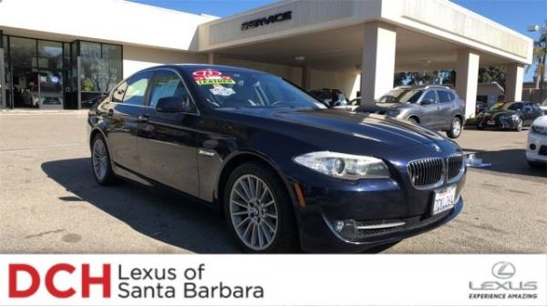 2013 BMW 5 Series in Santa Barbara, CA