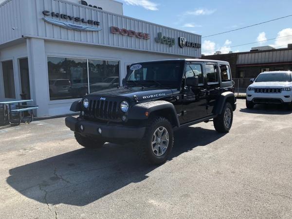 2015 Jeep Wrangler in Bainbridge, GA
