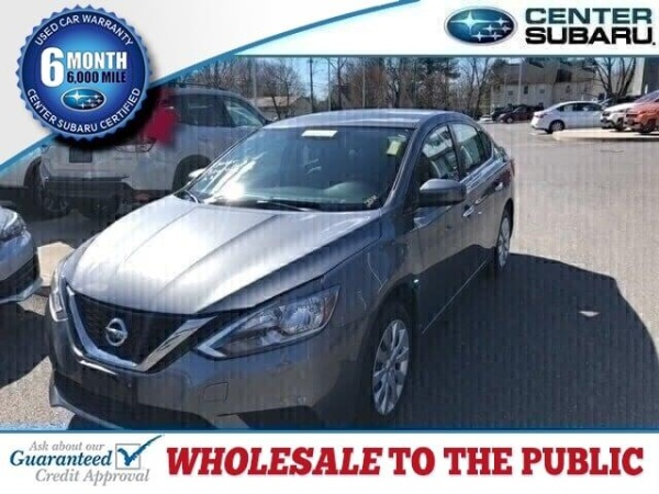 2017 Nissan Sentra in Torrington, CT