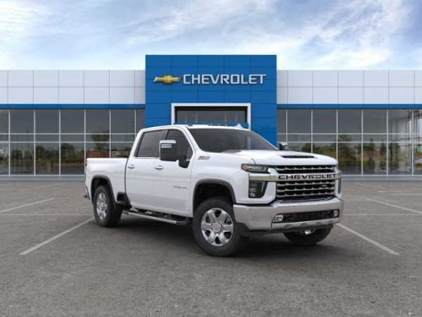 2020 Chevrolet Silverado 2500HD in Trenton, IL