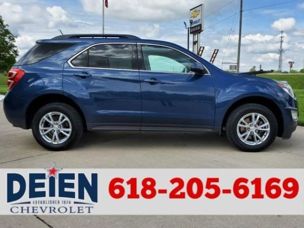 2016 Chevrolet Equinox in Trenton, IL