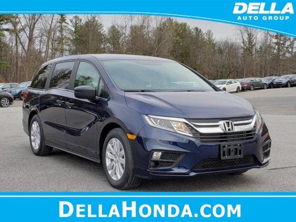 2020 Honda Odyssey in Plattsburgh, NY