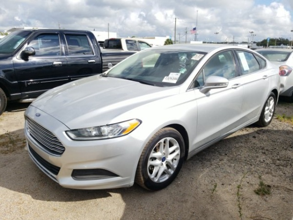 2016 Ford Fusion in Pensacola, FL