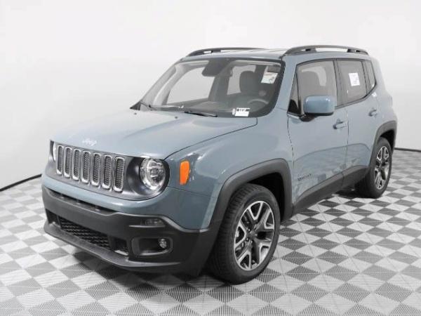 2018 Jeep Renegade in Scottsdale, AZ