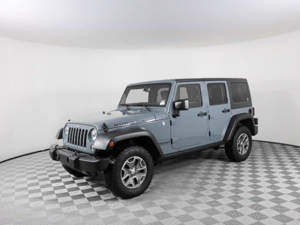 2015 Jeep Wrangler in Scottsdale, AZ