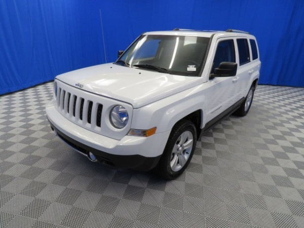 2015 Jeep Patriot Limited