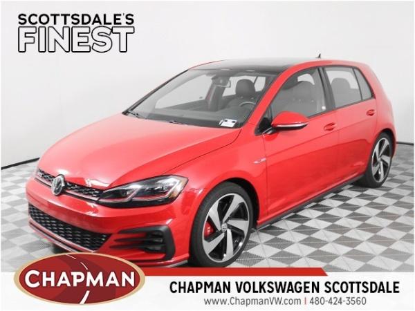 2018 Volkswagen GTI