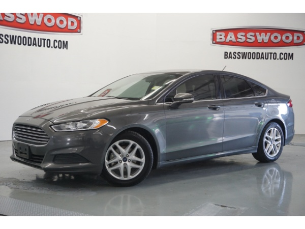 2016 Ford Fusion in Fort Payne, AL