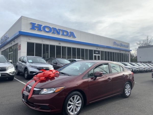 2012 Honda Civic in Yonkers, NY