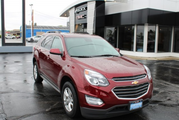 2017 Chevrolet Equinox in Bowling Green, OH