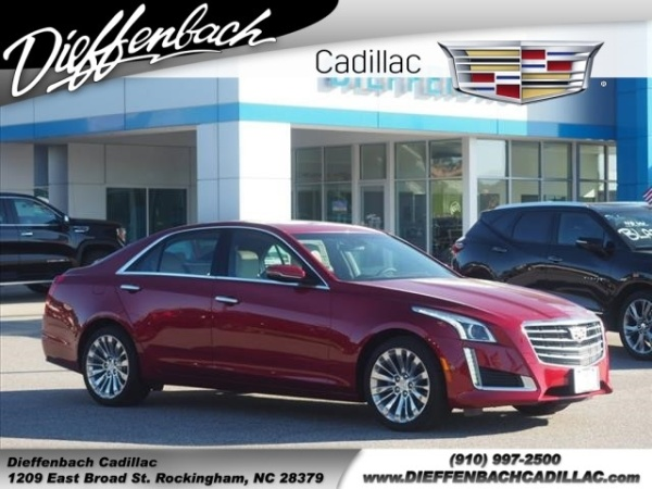 2019 Cadillac CTS in Rockingham, NC