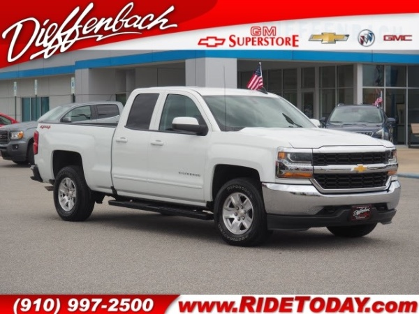 2018 Chevrolet Silverado 1500 in Rockingham, NC