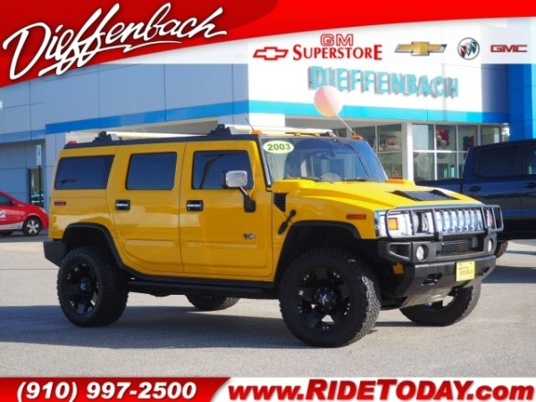 2003 HUMMER H2 in Rockingham, NC