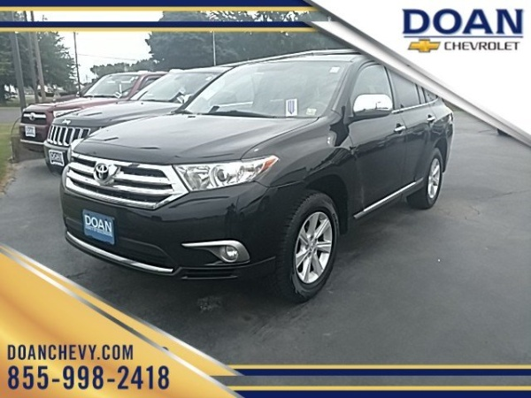 used toyota highlander for sale in rochester ny u s news world report. Black Bedroom Furniture Sets. Home Design Ideas