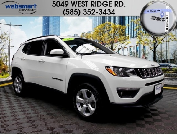 2017 Jeep Compass in Spencerport, NY