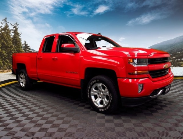2016 Chevrolet Silverado 1500 in Spencerport, NY