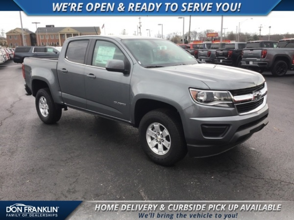 2020 Chevrolet Colorado in Campbellsville, KY