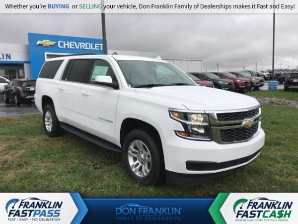 2020 Chevrolet Suburban in Campbellsville, KY