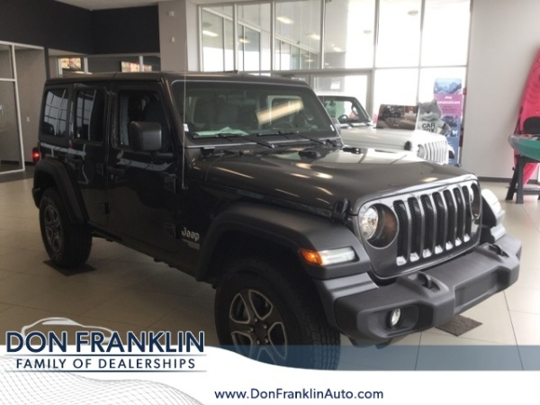 2019 Jeep Wrangler in Campbellsville, KY
