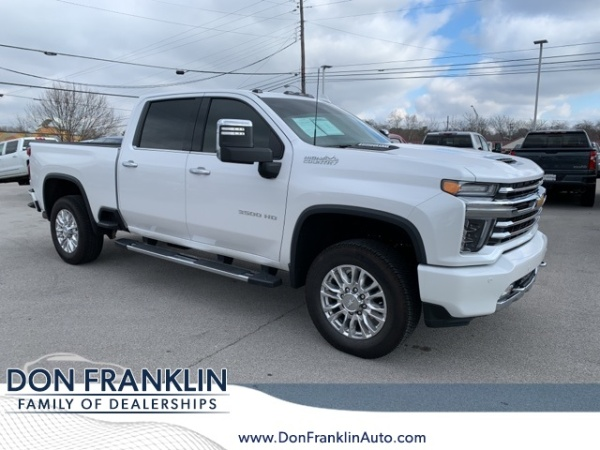 2020 Chevrolet Silverado 3500HD in Somerset, KY