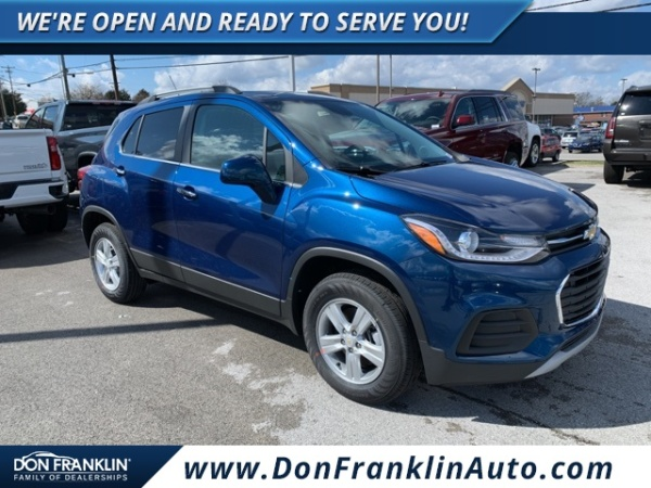 2020 Chevrolet Trax in Somerset, KY