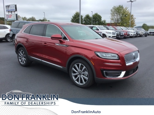2019 Lincoln Nautilus in London, KY