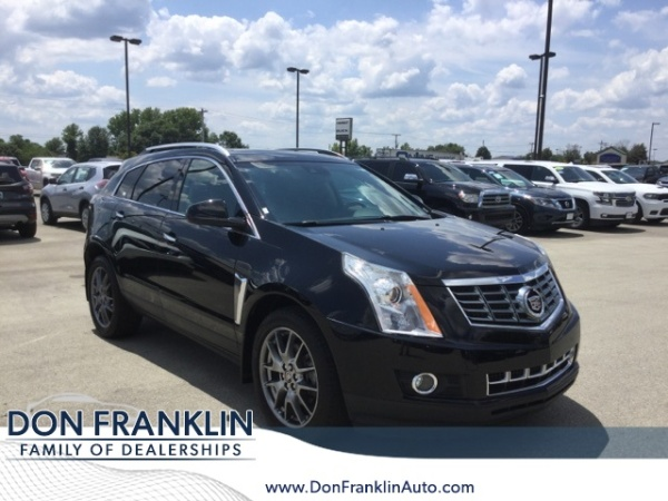2016 Cadillac SRX in Somerset, KY