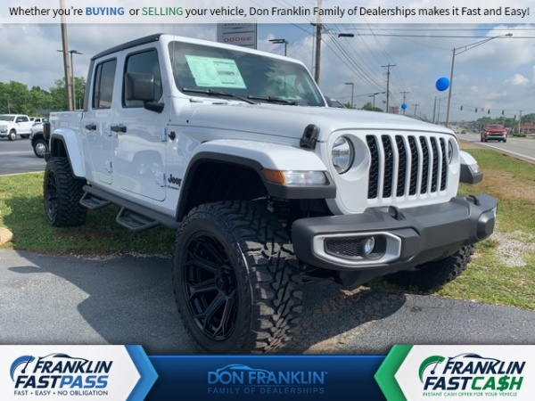 2020 Jeep Gladiator in Somerset, KY